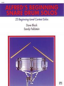 beginning snare drum solos